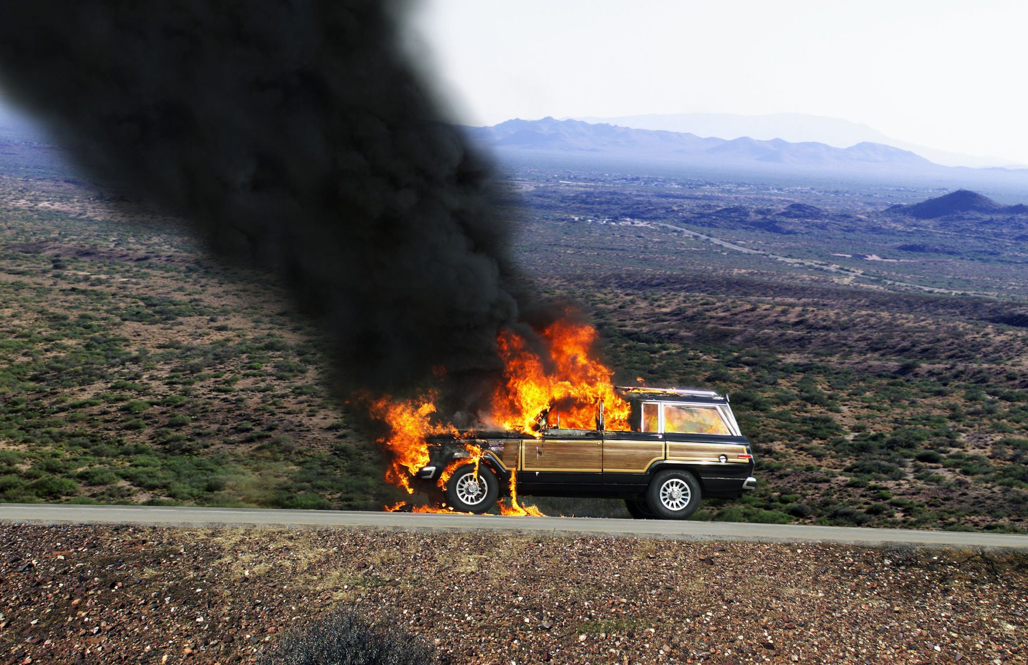 High Risk Auto Insurance >> Learn About Car Fire Insurance Claims and Coverage