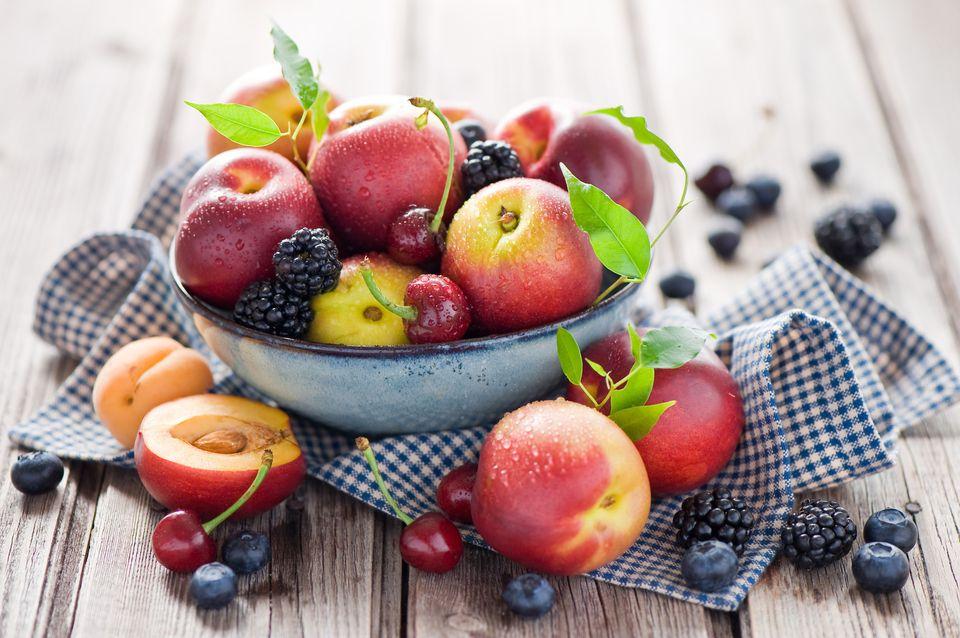 Summer fruit