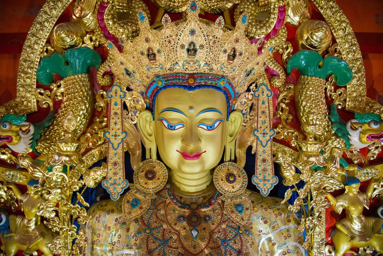Tibetan Bodhisattva