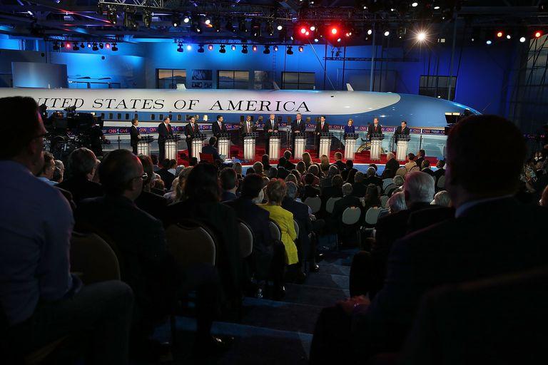 Second GOP Presidential Debate
