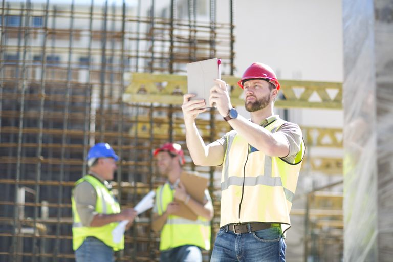 The top 10 construction software apps for ipad for Application ipad construction maison