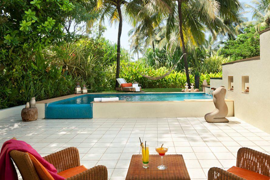 Best deals on five star hotels in goa