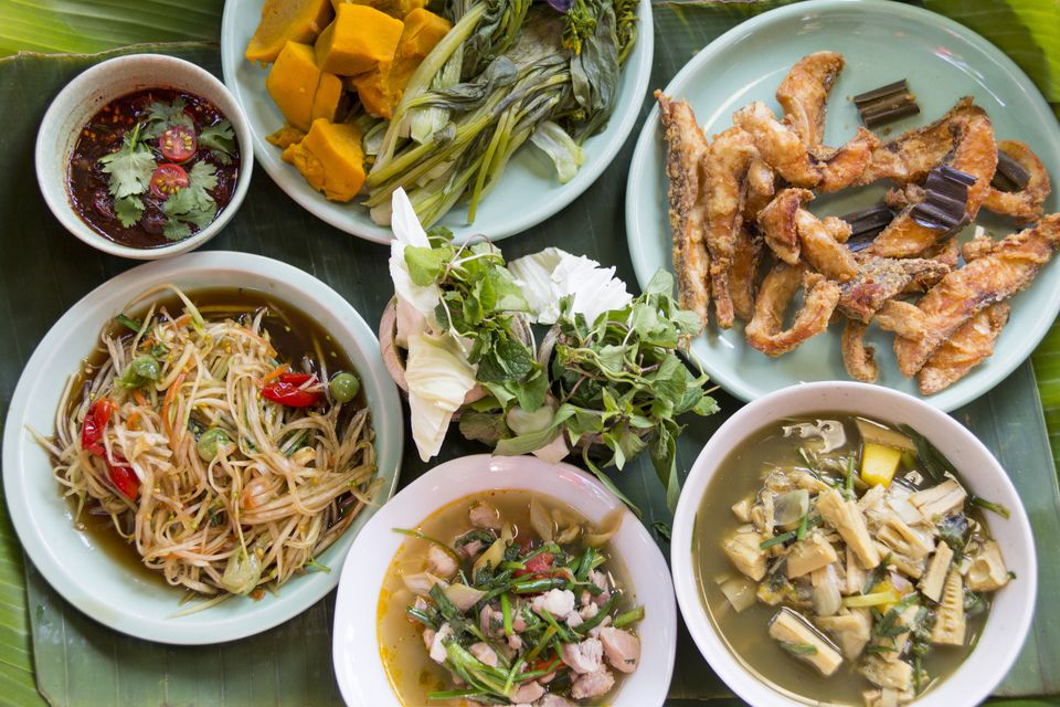 Guide to isan food in thailand for Thailande cuisine