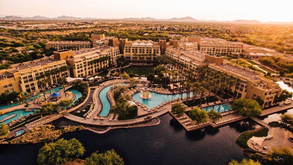 JW Marriott Desert Ridge Resort & Spa in Phoenix