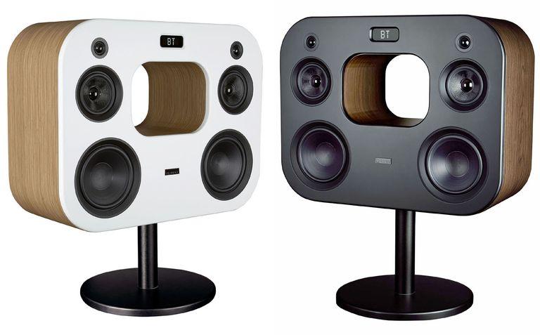 Fluance Fi70 Wireless Home Bluetooth Speaker System