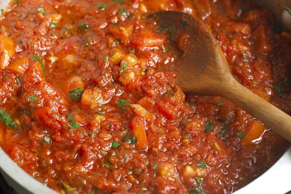 tomato sauce creole