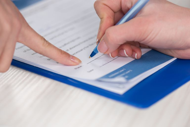 What To Know Before Signing A Pain Management Contract