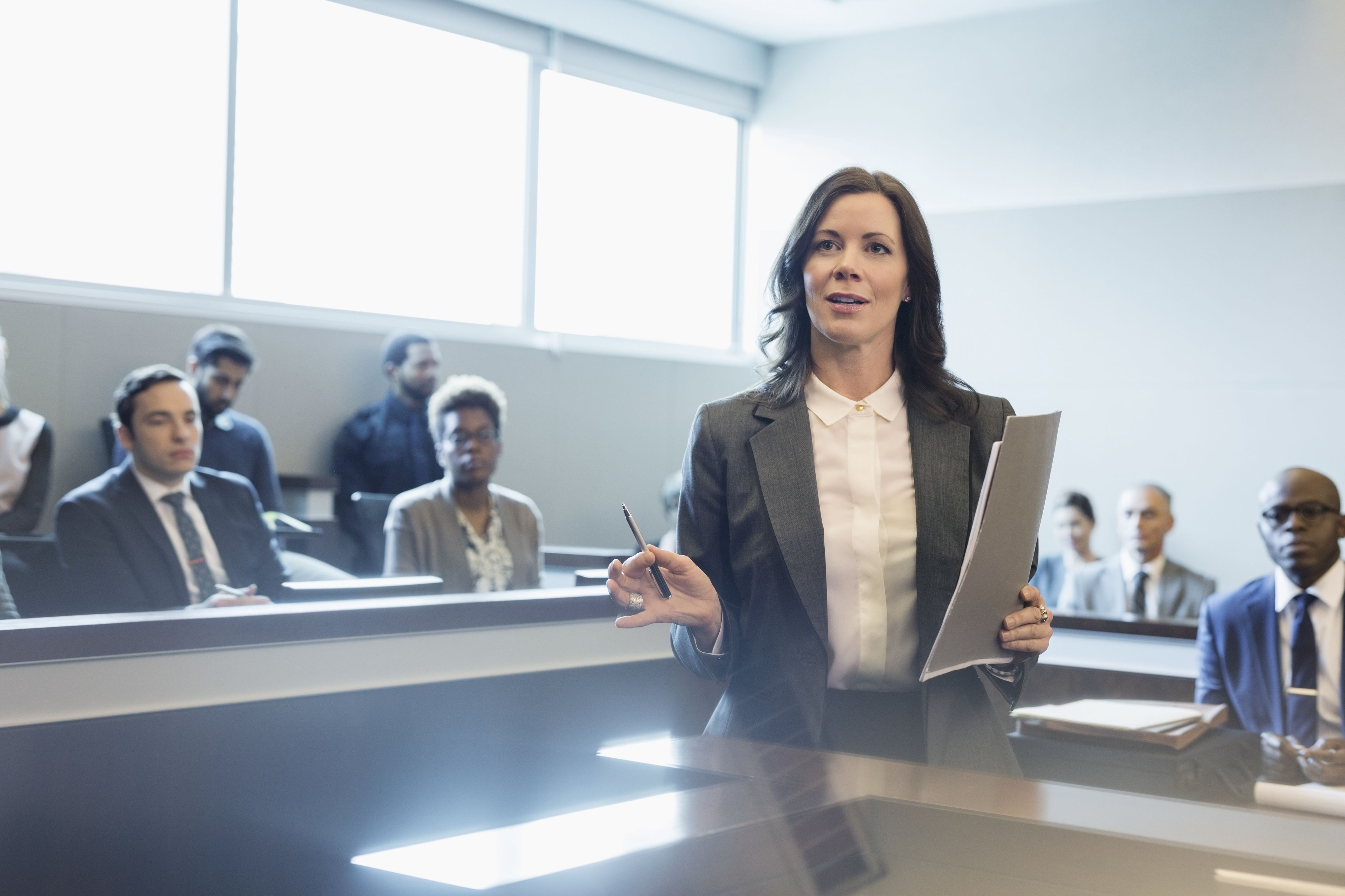 an introduction to the career of lawyer Anyone coming out of a phd program is surprisingly well prepared for law school   that will allow you to find a job at a law firm directly out of your phd program.