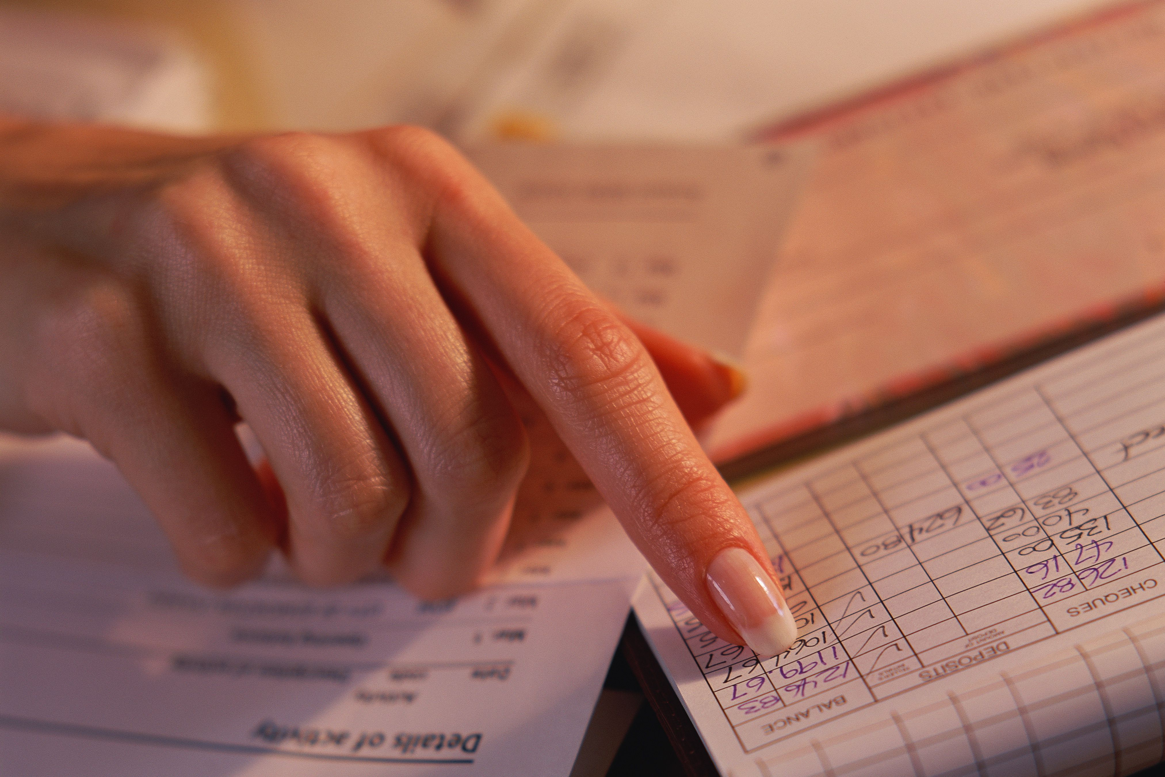 balance checking accounts  step by step guide