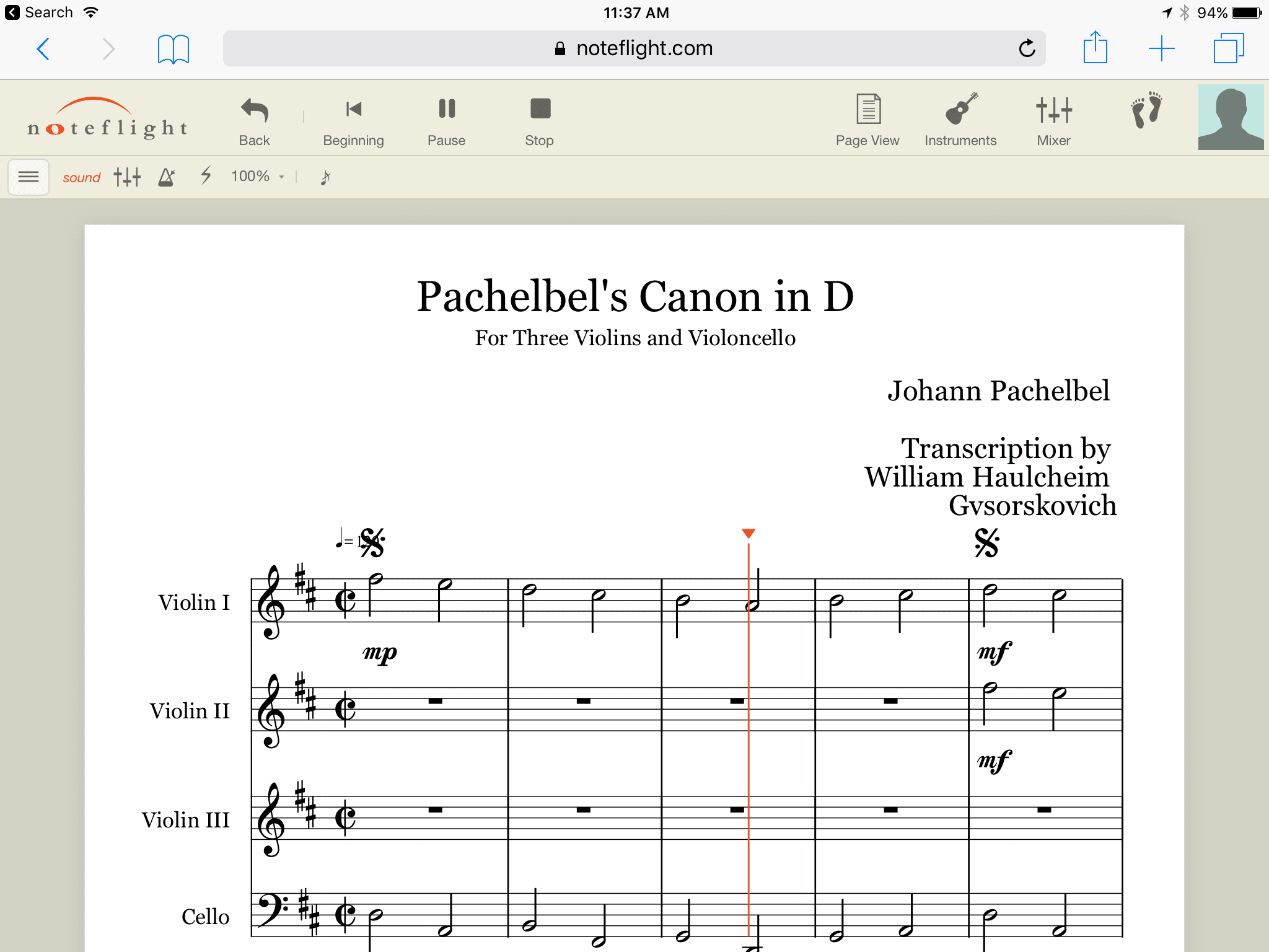 The best sheet music notation and tab readers for the ipad biocorpaavc Image collections