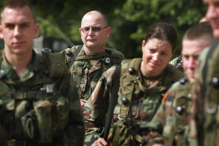 Army Reserves Hold Operation Patriot Warrior Training Exercise