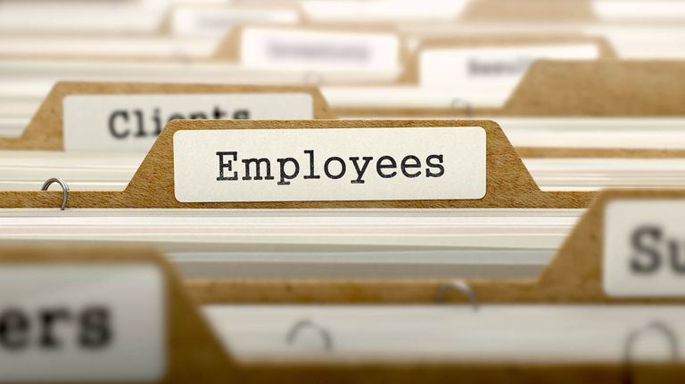Files for employees