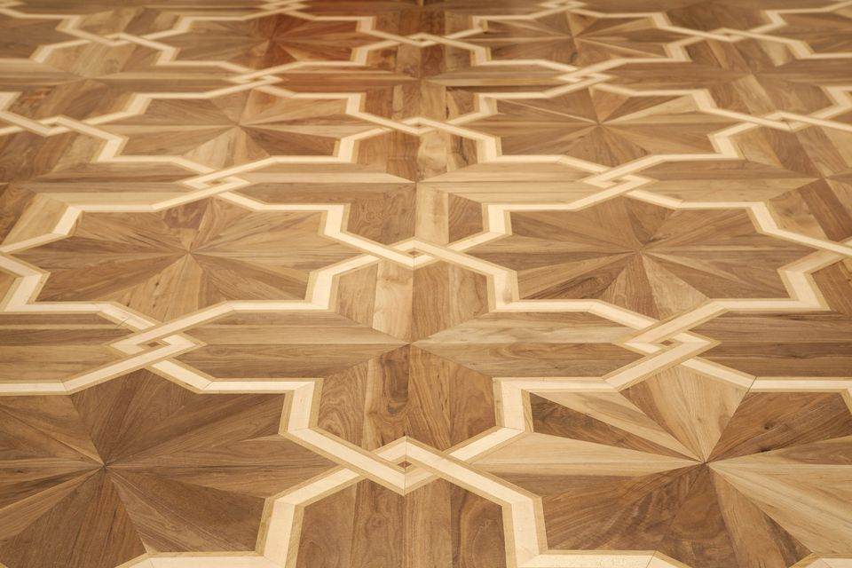 Laminate Floor Texture