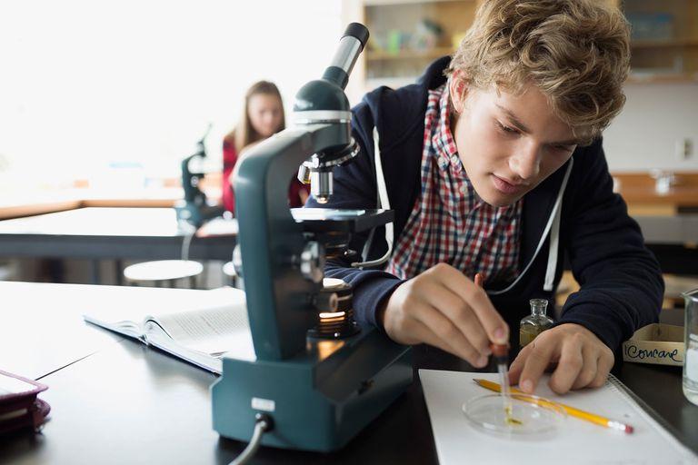 Chemistry Student