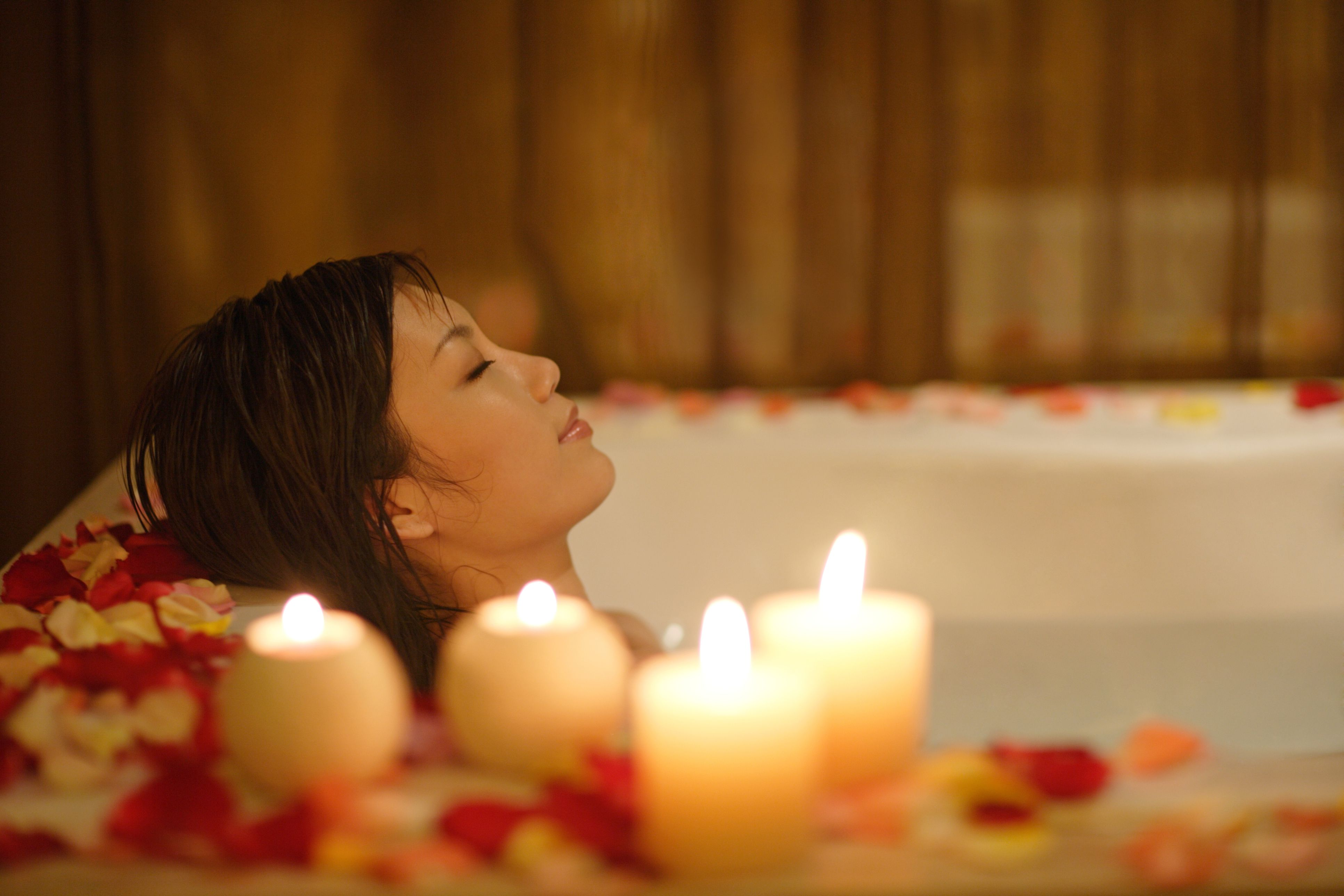 A ritual massage techniques - 3 8