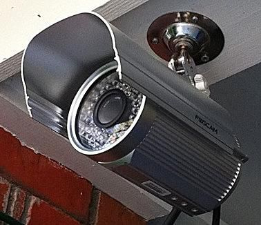 Foscam FI8905W Outdoor IP Security Camera Review