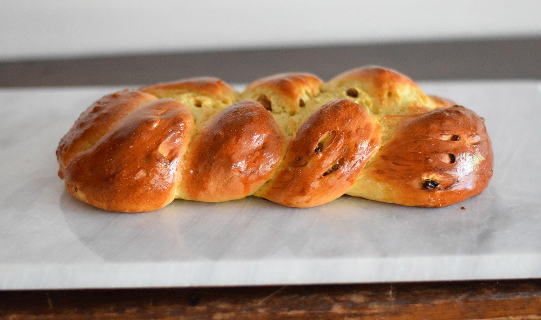 How To Make Braided Egg Twist Breads Like Chalka