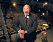 Pulitzer Prize winning playwright August Wilson