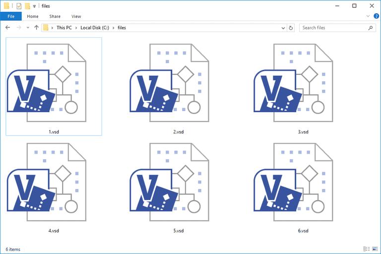 VSD Files