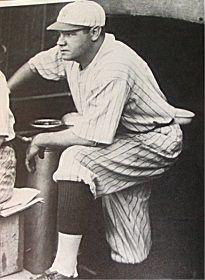 'Babe' Ruth en 1920