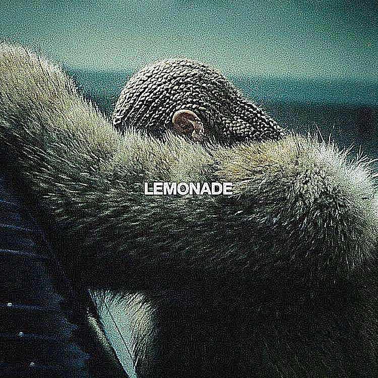 Album cover of Beyonce's Lemonade. Read about The Lemonade Syllabus here.