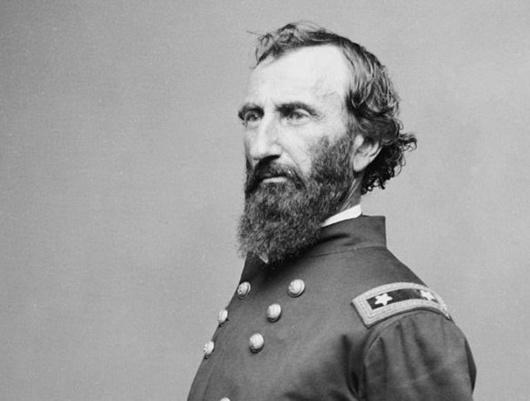 Major General John McClernand