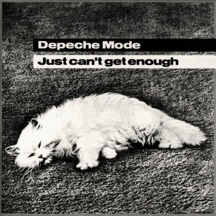 Depeche Mode Just Can't Get Enough