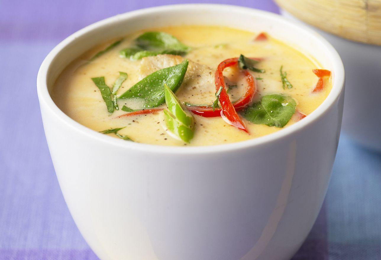 Thai Chicken Coconut Soup Thai Chicken Coconut Soup new photo