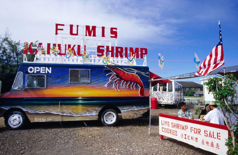 Fumi's Kahuku Shrimp