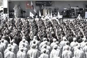 Enlisting Soldiers in the US Army