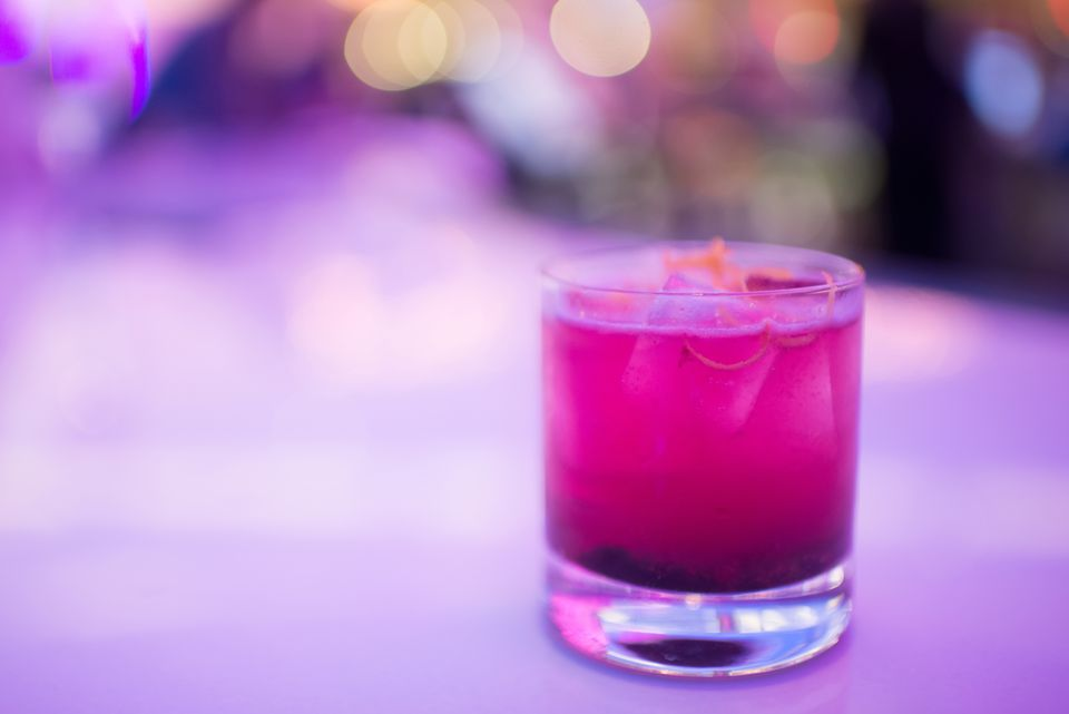4 recipes for a purple haze mixed drink for Fun dip mixed drink