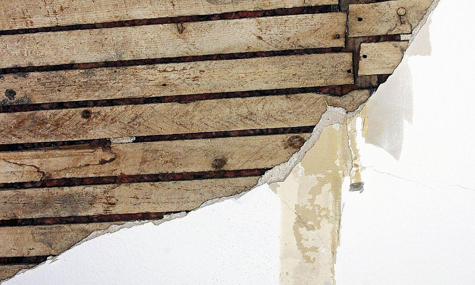 Plaster and Lath Walls
