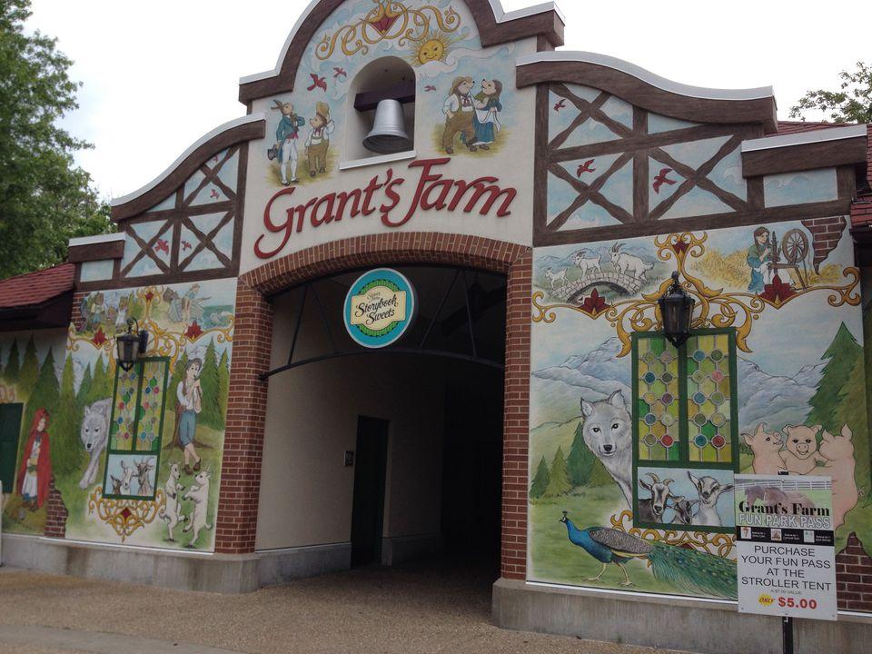 Grants Farm Food Trucks