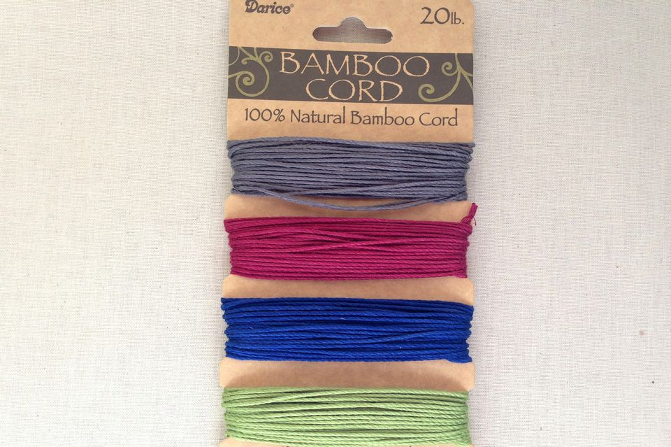 Cords For Micro Macrame Kumihimo And Beadwork