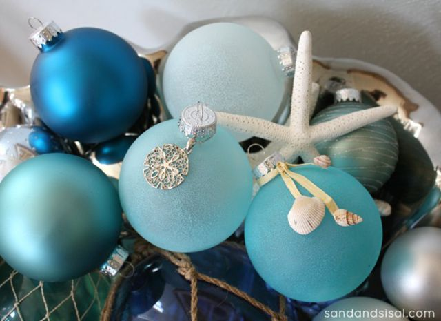 Cute Diy Home Decor Ideas: 22 DIY Christmas Tree Ornaments