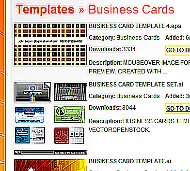 Printable Business Card Templates With Professional Art - Business card print template