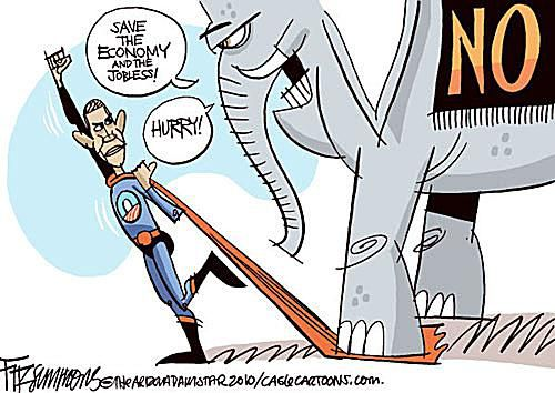 Best barack obama cartoons of all time cagle cartoons sciox Image collections