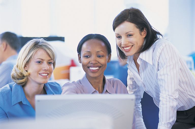 Transfer training to your workplace by studying with a supportive team.