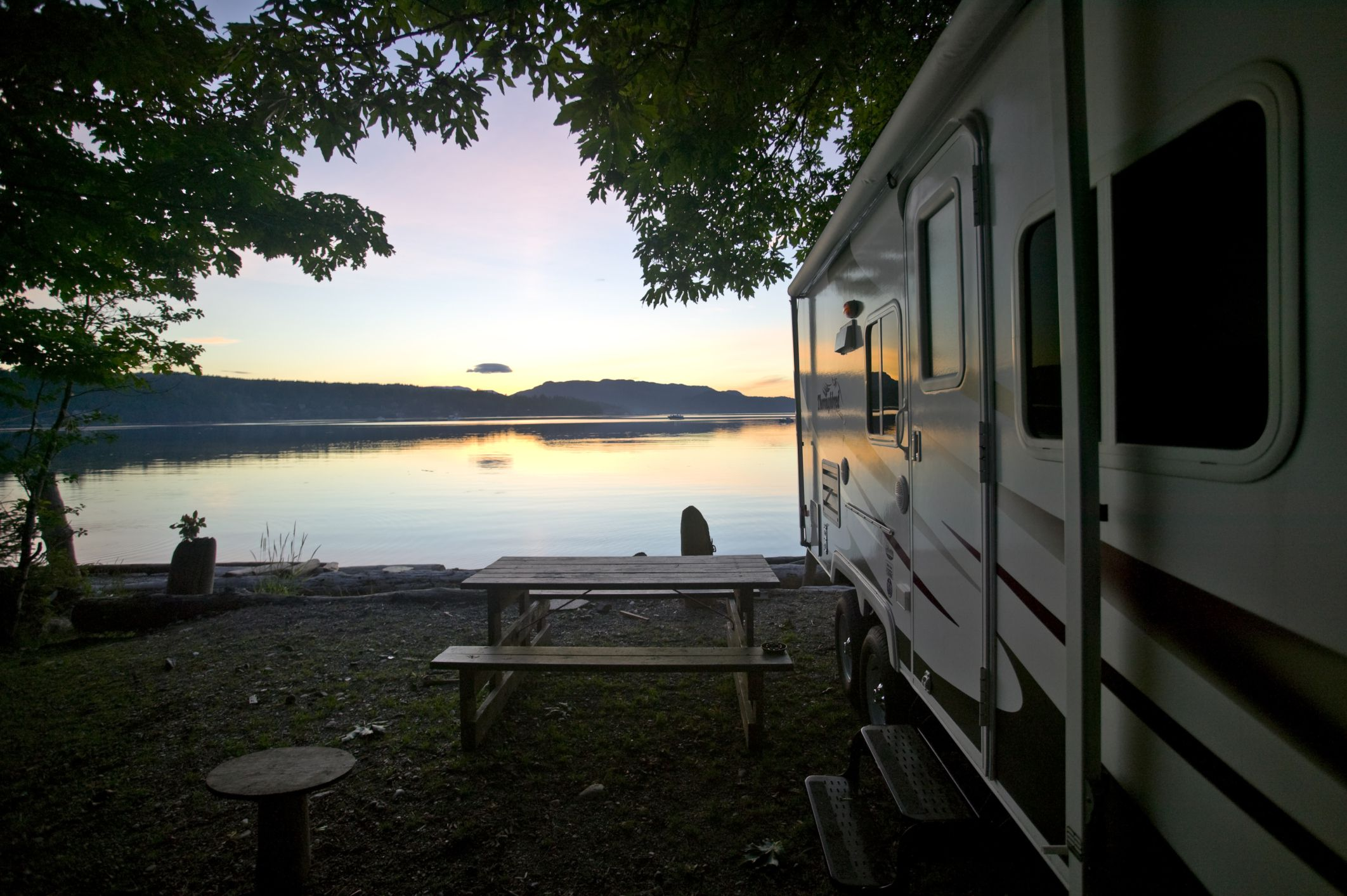 9 Rv Parks With The Best Views