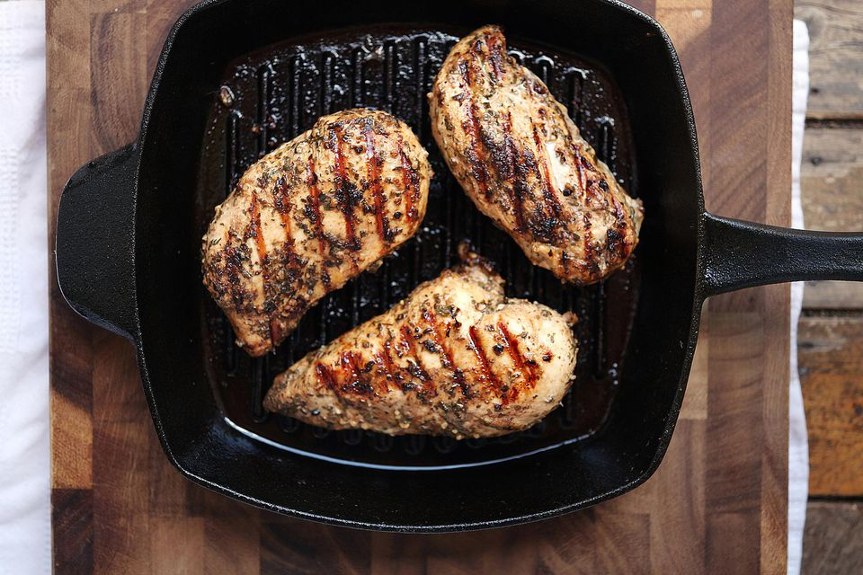How To Cook Boneless Skinless Chicken Breasts
