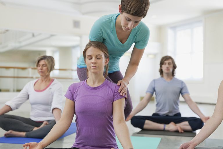 The Yoga Alliance Registers Yoga Teachers
