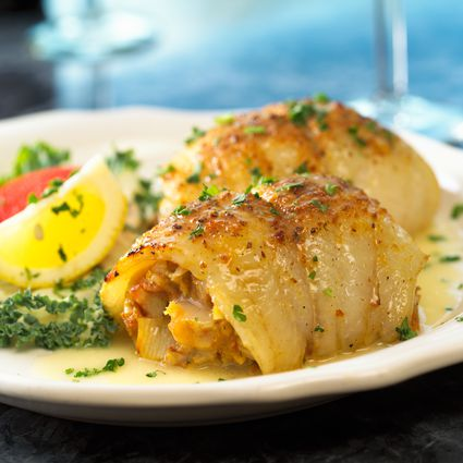 Baked Flounder With Lemon And Butter