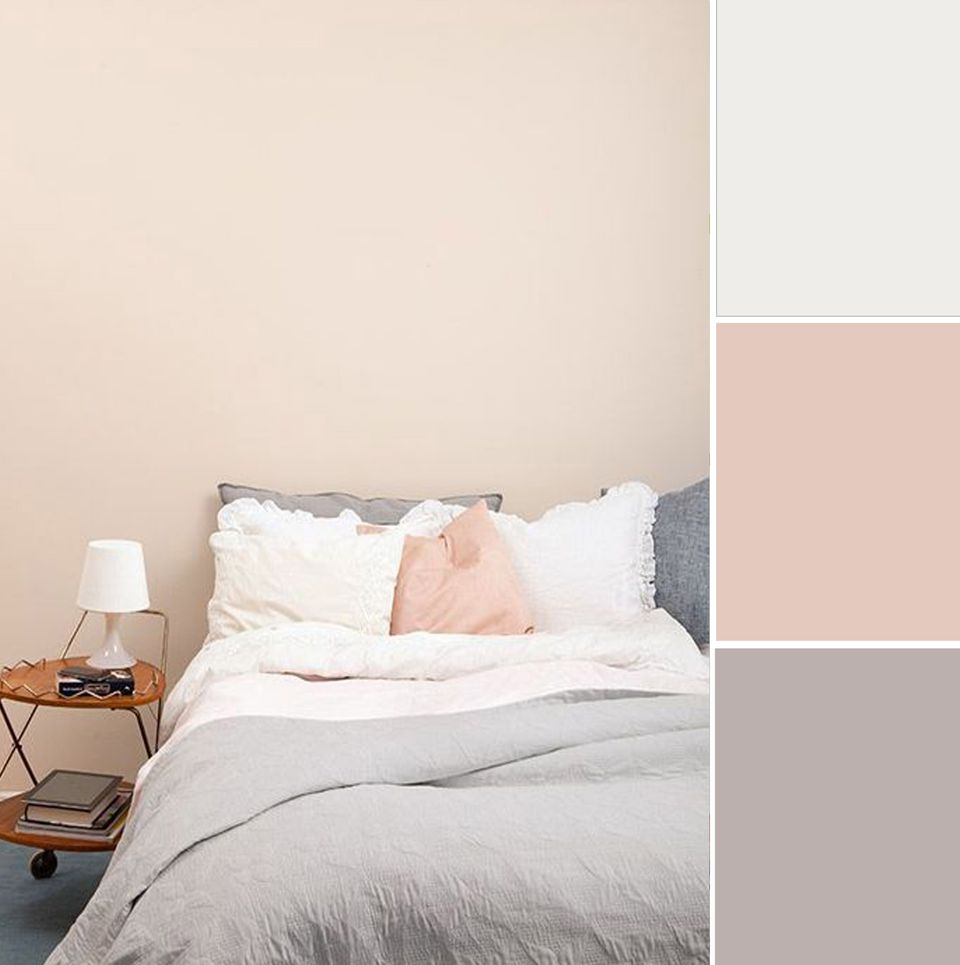 Soothing Bedroom Color Palettes