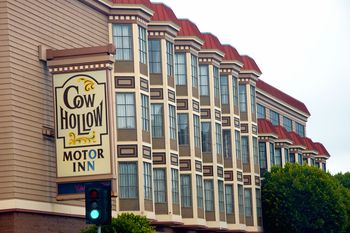 How to find a hotel in san francisco california for Cow hollow motor inn