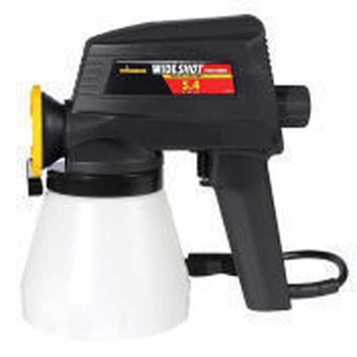 Wagner Electric Paint Sprayer Review