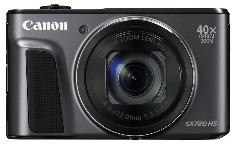 Canon SX720 review