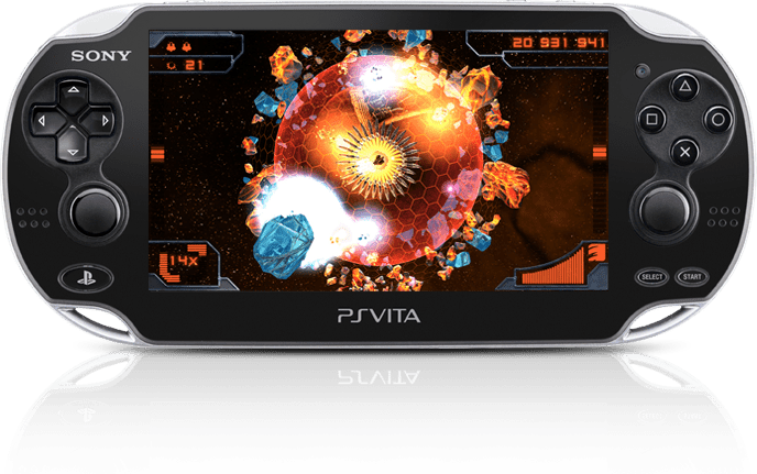 PlayStation Vita Handheld game