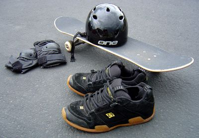 Beginner Skateboard Gear