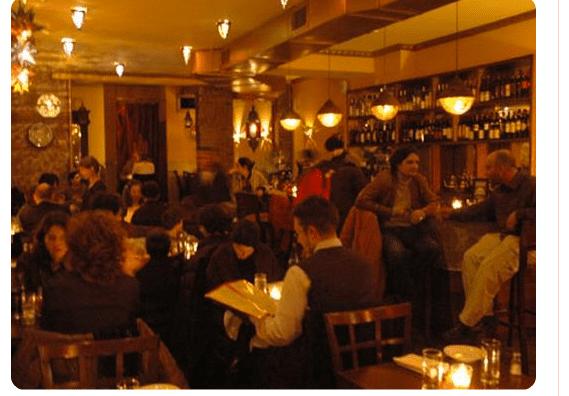 MIriam Restaurant in Park Slope