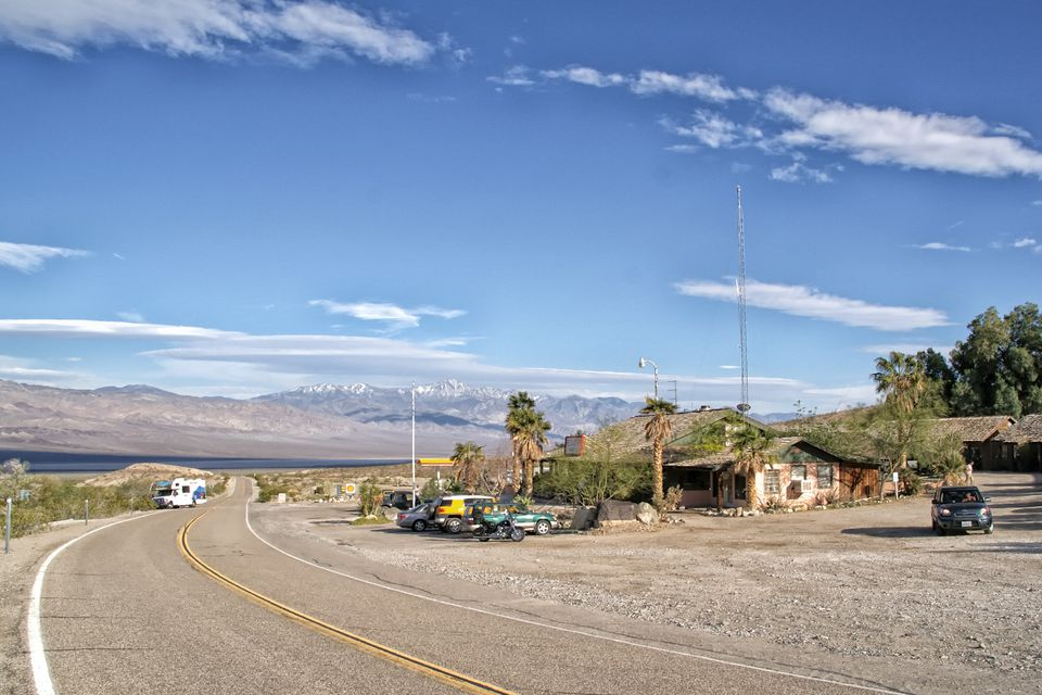 Panamint Springs, Death Valley